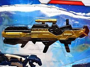 Трансформер-робот Super Soldier, 09834, фото