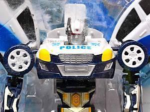 Трансформер-робот Super Soldier, 09834, отзывы