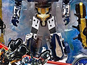 Трансформер-робот Super Soldier, 09834, детские игрушки