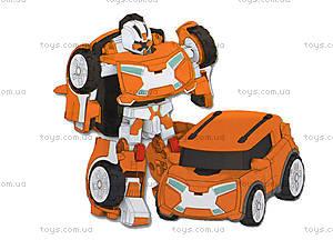 Игрушечная машинка-трансформер Tobot, 238X238Z, отзывы