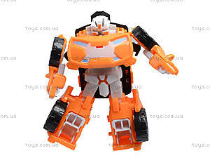 Игрушечная машинка-трансформер Tobot, 238X238Z, игрушки