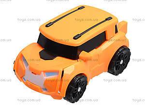 Игрушечная машинка-трансформер Tobot, 238X238Z, детские игрушки