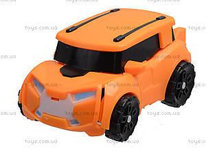 Игрушечная машинка-трансформер Tobot, 238X238Z, toys.com.ua