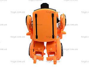 Игрушечная машинка-трансформер Tobot, 238X238Z, toys
