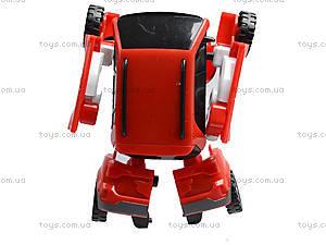 Игрушечная машинка-трансформер Tobot, 238X238Z, іграшки