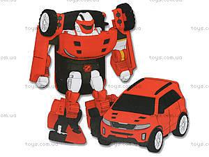 Игрушечная машинка-трансформер Tobot, 238X238Z, детский