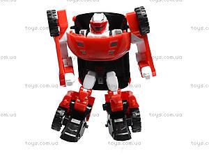 Игрушечная машинка-трансформер Tobot, 238X238Z, доставка