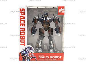 Трансформер-робот Mars Robot, 1314A, цена