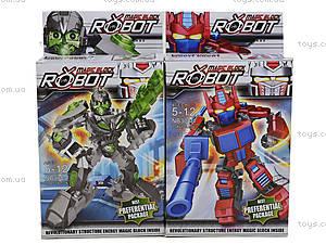 Робот-трансформер «Magic Block», NB308-1, купить