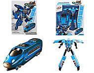 Трансформер-робот «Скоростной поезд», HF339-1