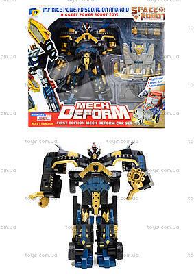 Робот-трансформер робот «Космический воин», D622-E236(633625)