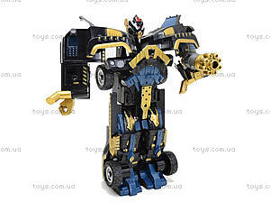 Робот-трансформер робот «Космический воин», D622-E236(633625), фото