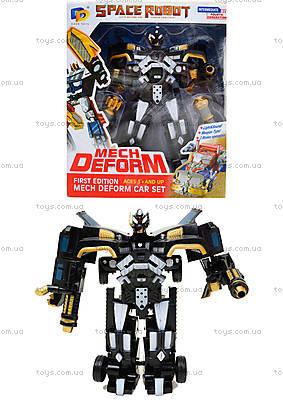 Трансформер-робот «Космический воин», D622-E237(633626)
