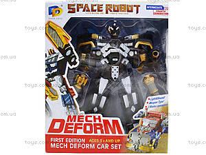 Трансформер-робот «Космический воин», D622-E237(633626), фото