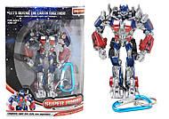 Трансформер игрушечный Super Robot, 1819C, купить