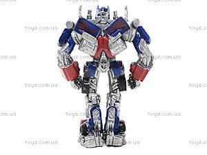 Трансформер игрушечный Super Robot, 1819C, игрушки