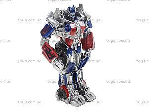Трансформер игрушечный Super Robot, 1819C, детские игрушки