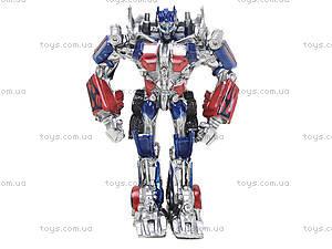 Трансформер игрушечный Super Robot, 1819C, магазин игрушек