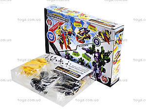 Детский трансформер-робот Warrior, 666-B, фото