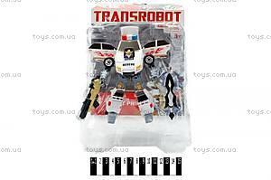 Трансформер-робот «Полицейский патруль», 2378-27