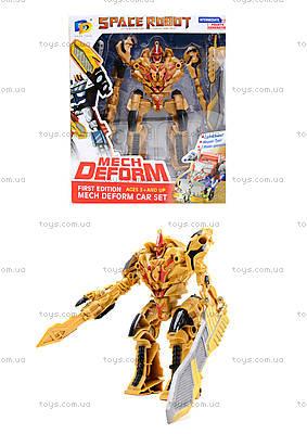Трансформер-робот Space Robot, D622-D236(615539)