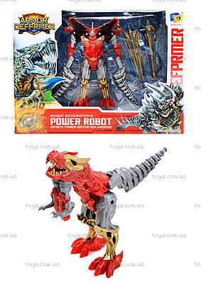 Игрушечный трансформер «Динозавр», D622-E260(616541)