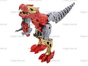 Игрушечный трансформер «Динозавр», D622-E260(616541), детские игрушки