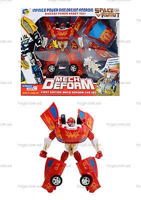 Трансформер-машина Mech Deform, D622-D234A(597790)