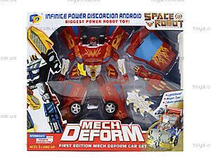 Трансформер-машина Mech Deform, D622-D234A(597790), цена