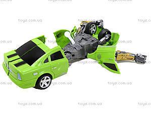 Игрушечный трансформер «Гоночный автомобиль», D622-D233A(597789), фото