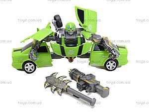 Игрушечный трансформер «Гоночный автомобиль», D622-D233A(597789), цена