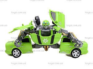 Игрушечный трансформер «Гоночный автомобиль», D622-D233A(597789), игрушки