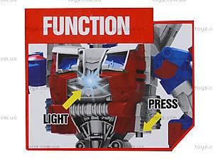 Детский робот-трансформер «Воин сопротивления», LO11-13, купить