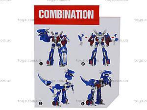 Детский робот-трансформер «Воин сопротивления», LO11-13, цена