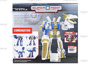 Детский робот-трансформер «Воин сопротивления», LO11-13, игрушки
