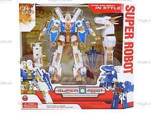 Детский робот-трансформер «Воин сопротивления», LO11-13, детские игрушки