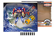Игрушка «Трансформер-робот», 4083, отзывы