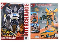 Трансформер-робот для мальчишек , 4129, цена