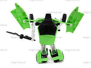 Игрушечный трансформер «Робот-машина», 2115AB, цена