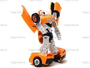 Игрушечный трансформер-робот Warrior, 2116AB, купить