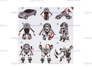 Игрушечный трансформер-робот Warrior, 2116AB, фото
