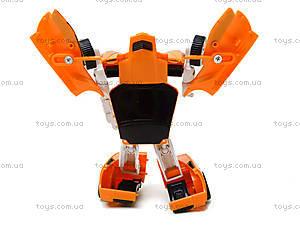 Игрушечный трансформер-робот Warrior, 2116AB, отзывы