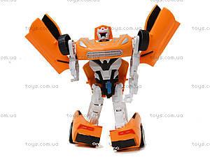 Игрушечный трансформер-робот Warrior, 2116AB, детские игрушки