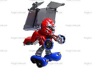 Робот-трансформер в коробке, 338-C, фото