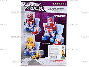 Робот-трансформер в коробке, 338-C, отзывы