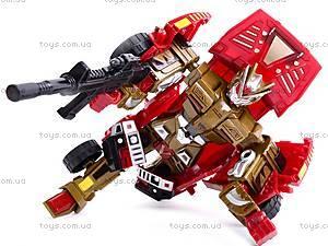 Трансформер-робот «Войны земли», 899-1, детский