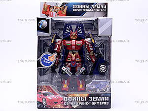 Трансформер-робот «Войны земли», 899-1, купить