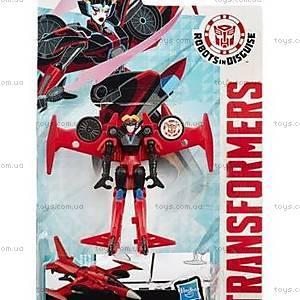 Трансформер «Роботс ин Дисгайс Оптимус Прайм», B0065