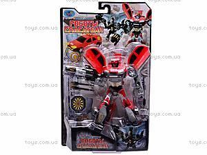 Трансформер «Роботы спасатели», 8072