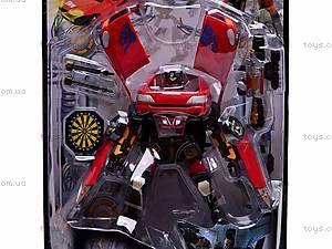 Трансформер «Роботы спасатели», 8072, игрушки